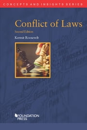 Conflict of Laws, 2d (Concepts and Insights Series) ebook by Kermit Roosevelt