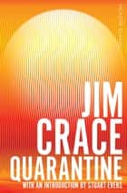 Quarantine ebook by Jim Crace