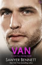 Van - A Cold Fury Hockey Novel eBook by Sawyer Bennett