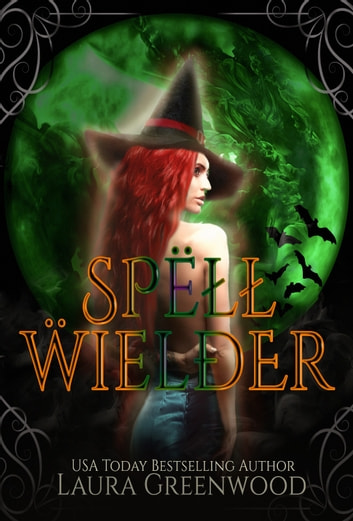 Spell Wielder Paranormal Criminal Investigations Laura Greenwood