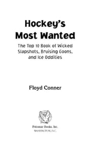 Hockey's Most Wanted™ ebook by Floyd Conner