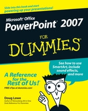 PowerPoint 2007 For Dummies ebook by Doug Lowe