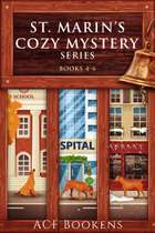 St. Marin's Cozy Mysteries Box Set Volume II - Books 4-6 ebook by