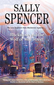 Blackstone and the Wolf of Wall Street ebook by Sally Spencer