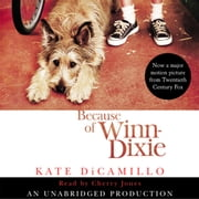 Because of Winn-Dixie audiobook by Kate DiCamillo