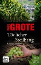 Tödlicher Steilhang - Kriminalroman ebook by Paul Grote