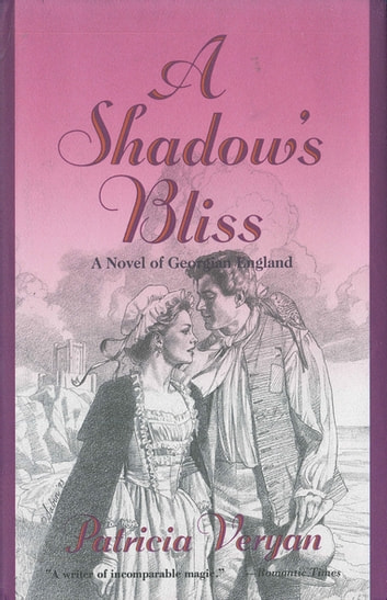 A Shadow's Bliss ebook by Patricia Veryan