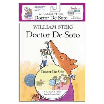 Doctor De Soto audiobook by William Steig