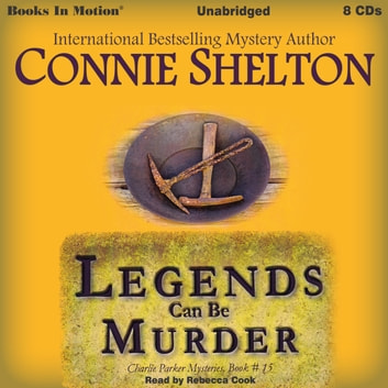 Legends Can be Murder audiobook by Connie Shelton