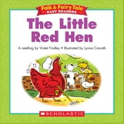 Folk & Fairy Tale Easy Readers: The Little Red Hen ebook by Cooper, Terry