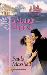 A Strange Likeness ebook by Paula Marshall