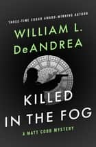 Killed in the Fog ebook by William L. DeAndrea