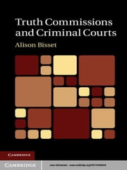 Truth Commissions and Criminal Courts ebook by Alison Bisset