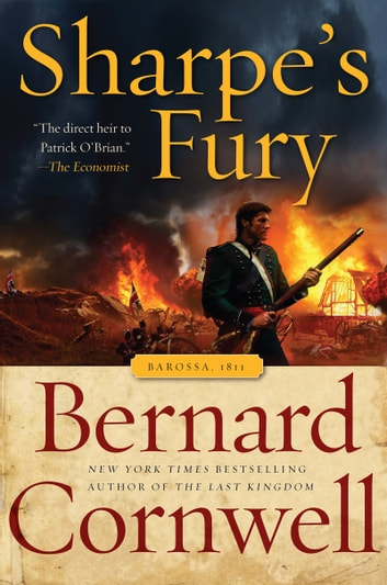 Sharpe's Fury - Richard Sharpe and the Battle of Barrosa, March 1811 ebook by Bernard Cornwell