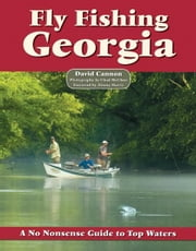 Fly Fishing Georgia - A No Nonsense Guide to Top Waters ebook by David Cannon,Chad McClure
