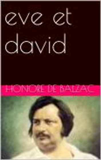 eve et david ebook by Honore de Balzac