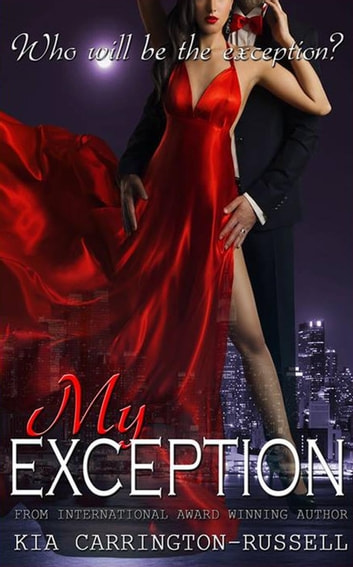 My Exception Ebook By Kia Carrington Russell 9780994299956