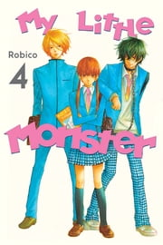My Little Monster - Volume 4 ebook by Robico
