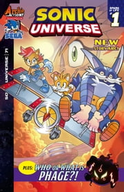 Sonic Universe #71 ebook by Ian Flynn,Aleah Baker,Tracy Yardley,Ben Hunzeker,Jack Morelli,Tracy Yardley,Jim Amash,Matt Herms