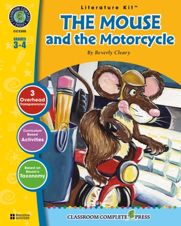 87100d59078 The Mouse and the Motorcycle - Literature Kit Gr. 3-4 eBook by Marie ...