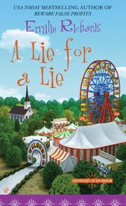 A Lie for a Lie ebook by Emilie Richards