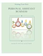 How to Start a Personal Assistant Business ebook by A.M. Seacar