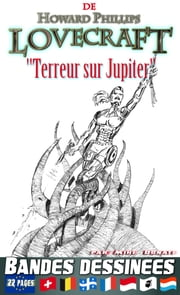 Terreur sur Jupiter ebook by Mike Donati
