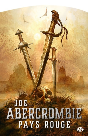 Pays rouge - Terres de sang, T3 ebook by Joe Abercrombie
