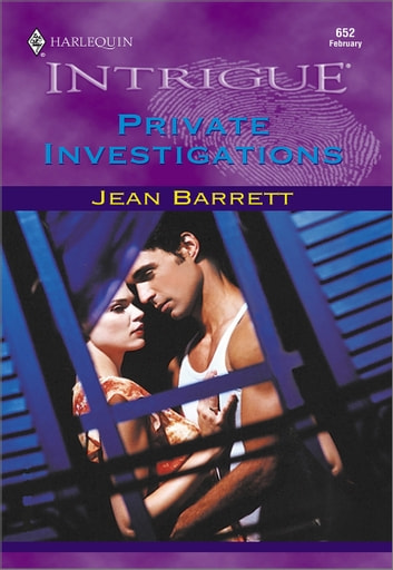 Private Investigations ebook by Jean Barrett
