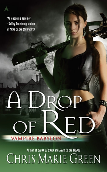 A Drop of Red eBook by Chris Marie Green
