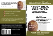 """300"" Goal Positives ebook by ATA Press and Associates"