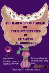 The Harem of Aman Akbar ebook by Elizabeth Ann Scarborough
