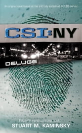 Deluge - CSI: New York ebook by Stuart M. Kaminsky