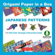 Origami Paper - Japanese Patterns - (Downloadable Material Included) ebook by Tuttle Publishing