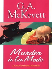 Murder a la Mode ebook by McKevett, G. , A.