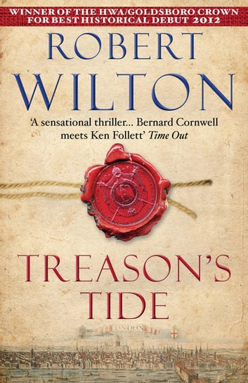 Treason's Tide ebook by Robert Wilton
