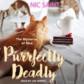 Purrfectly Deadly audiobook by Nic Saint