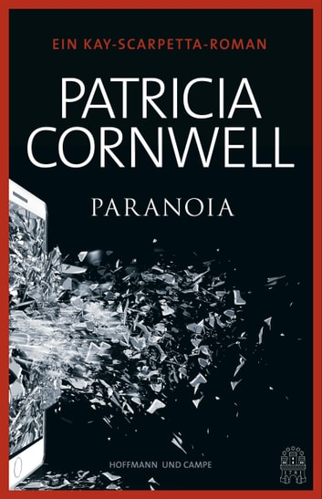 Paranoia ebook by Patricia Cornwell