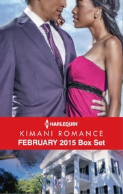 Harlequin Kimani Romance February 2015 Box Set - The Way You Love Me\Forever with You\Thief of My Heart\Journey to Seduction ebook by Donna Hill,Farrah Rochon,Janice Sims,Candace Shaw