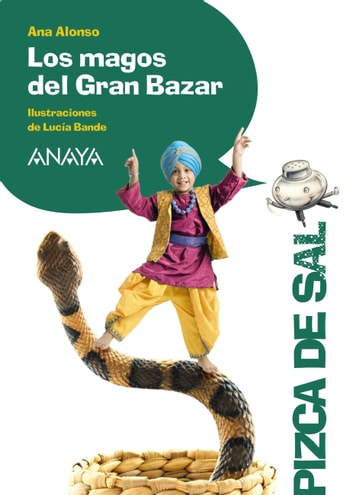 Los magos del Gran Bazar ebook by Ana Alonso