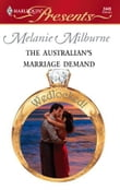 The Australian's Marriage Demand