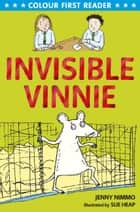 Invisible Vinnie ekitaplar by Jenny Millward