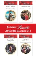 Harlequin Presents - June 2019 - Box Set 2 of 2 - An Anthology eBook by Clare Connelly, Dani Collins, Amanda Cinelli,...