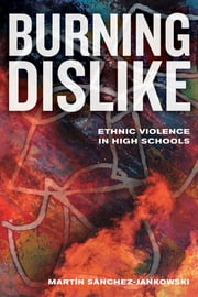 Burning Dislike - Ethnic Violence in High Schools ebook by Martín Sánchez-Jankowski