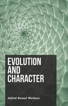 Evolution and Character ebook by