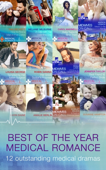The best of the year medical romance ebook by tina beckett the best of the year medical romance ebook by tina beckettmelanie milburne fandeluxe Choice Image
