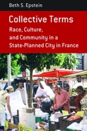 Collective Terms - Race, Culture, and Community in a State-Planned City in France ebook by Beth S. Epstein