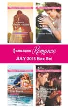 Harlequin Romance July 2015 Box Set - An Anthology ebook by Susan Meier, Rebecca Winters, Marion Lennox,...