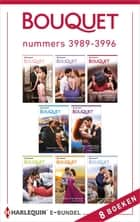Bouquet e-bundel nummers 3989 - 3996 - 8-in-1 ebook by Lucy Monroe, Andie Brock, Michelle Smart,...