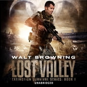 Lost Valley audiobook by Walt Browning